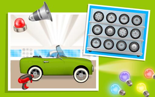 Mechanic Max - Kids Game apkslow screenshots 10
