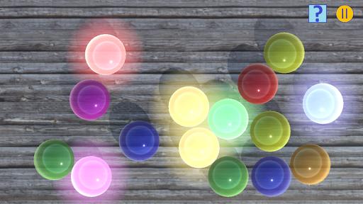glow balls screenshot 2