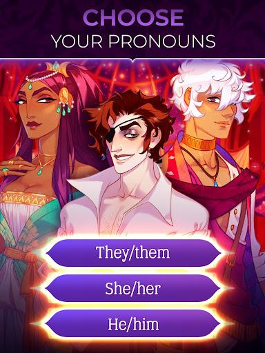 The Arcana: A Mystic Romance - Interactive Story 1.98 screenshots 8
