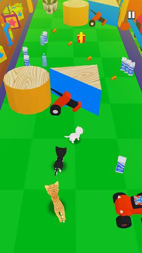 Kitten Run 1.0.7 screenshots 4