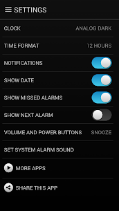 Alarm Clock Mod Apk 2.9.8 (Premium/Paid Features Unlocked) 7