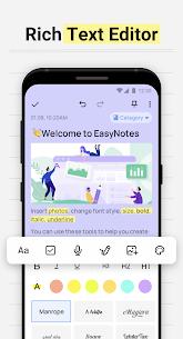 Easy Notes (MOD, VIP Unlocked) v1.0.44.0323 3