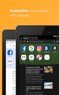 Opera browser beta 65.0.3358.60549 Screenshots 9