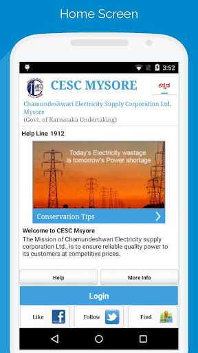 CESC Mysore