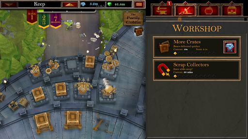 Castle Fusion Idle Clicker screenshots 8