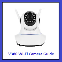 V 380 Pro Wi-Fi Camera Guide