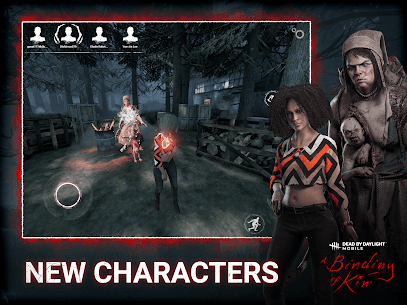 Dead by Daylight Mobile – Multiplayer Horror Game 9