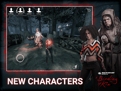 Dead by Daylight Mobile - Multiplayer Horror Game screenshots 9