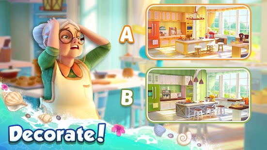 Design Island: 3D Home Makeover Screenshot