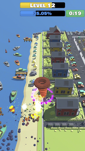 Code Triche Tornado.io 2 - The Game 3D apk mod screenshots 2
