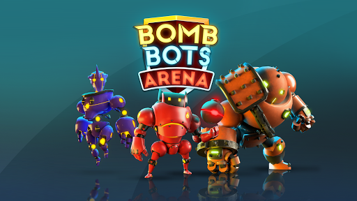 Bomb Bots Arena - Multiplayer Bomber Brawl  screenshots 1