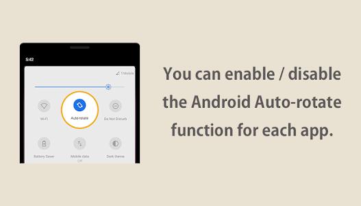 Auto-rotate Control Pro 1.2.4 (Paid) (SAP)