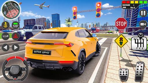 City Driving School Simulator: 3D Car Parking 2019 apkslow screenshots 7