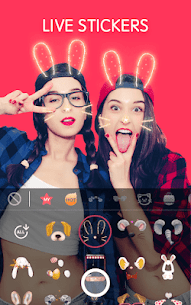 Face Camera  Photo Filters, Emojis, Live Stickers Apk Download NEW 2021 4