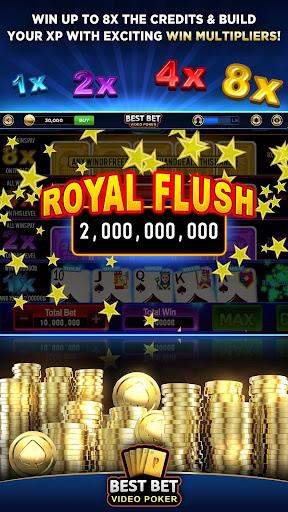 Best Bet Video Poker | Free Casino Poker Games 2.1.0 12