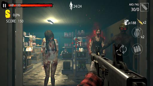 Zombie Hunter D-Day 1.0.806 screenshots 2
