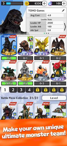 GODZILLA BATTLE LINE 1.1.3 screenshots 6
