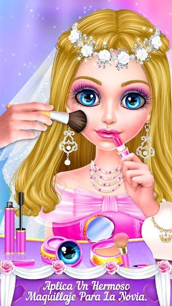 Captura de Pantalla 2 de princesa boda historia de amor para android