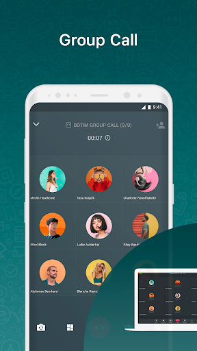 BOTIM - Unblocked Video Call and Voice Call modavailable screenshots 4