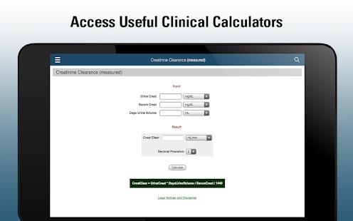Merck Manual Professional  Screenshots 7
