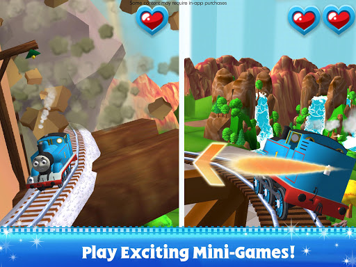Thomas & Friends: Magical Tracks  Screenshots 13