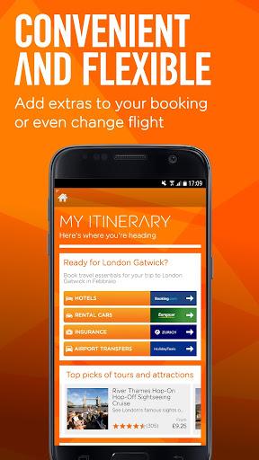 easyJet: Travel App  Screenshots 2