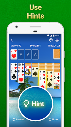 Solitaire Klondike: card games Apkfinish screenshots 5