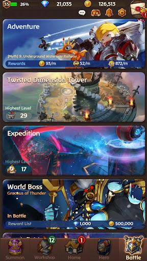 [RPG] Hello Hero: Epic Battle  screenshots 8