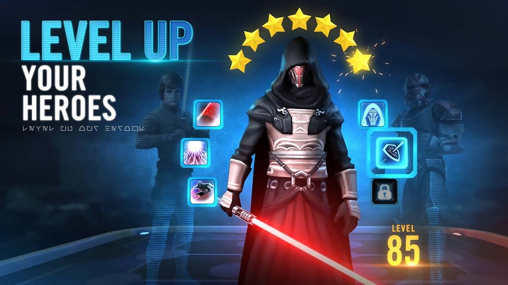 Star Wars™: Galaxy of Heroes poster 3