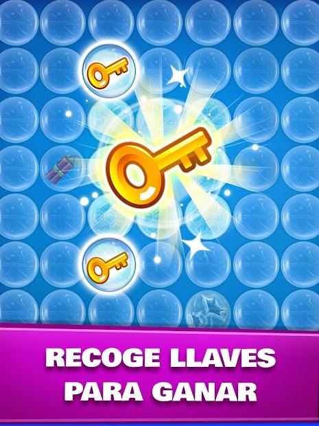 Screenshot 10 de Revienta burbujas - Juego de estallido de burbujas para android