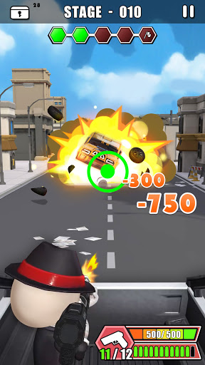 Shooting Car 3D 2.1.6 screenshots 12
