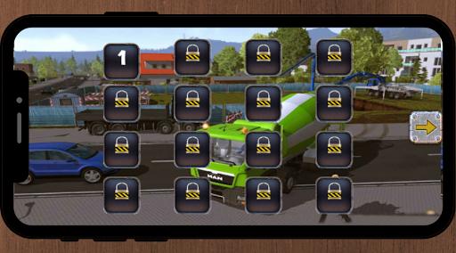 Excavator Game: Construction Game  screenshots 6