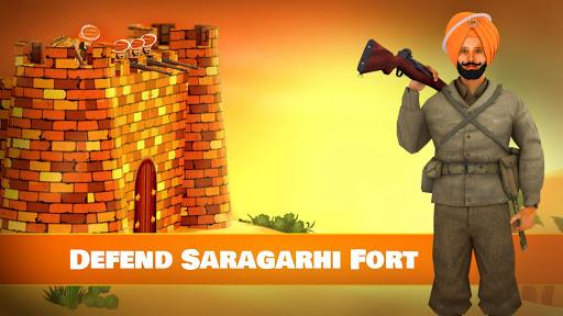 Saragarhi Fort Defense: Sikh Wars Chap 1 apklade screenshots 1