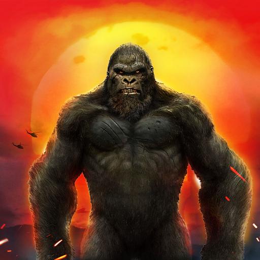 Baixar Dinosaur Rampage Attack: King Kong Games 2020 para Android