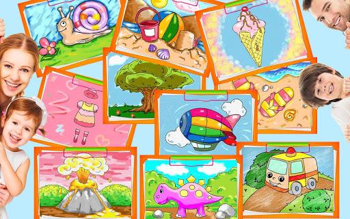 First Coloring book for kindergarten kids 3.0.1 screenshots 2