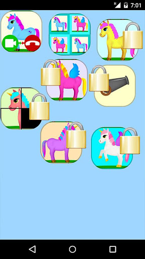 unicorn fake video call game screenshots 3