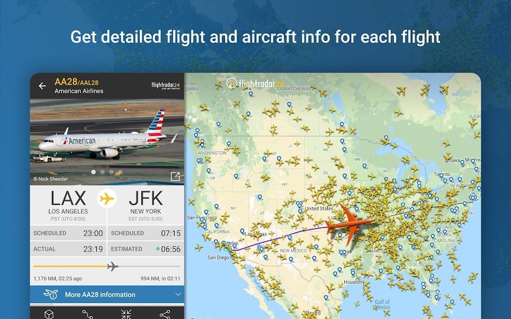 Flightradar24 Flight Tracker poster 9