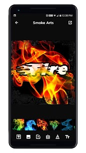 Smoke Name Art – Smoky Effect Focus n Filter Maker 0.36 Apk 5