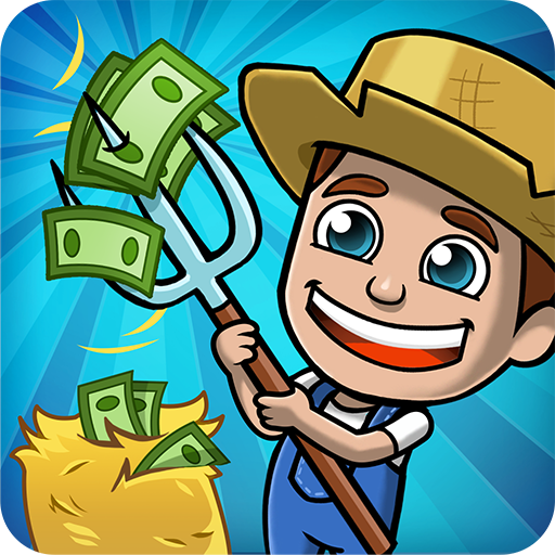 Idle Farm Tycoon - Farming Simulator Empire