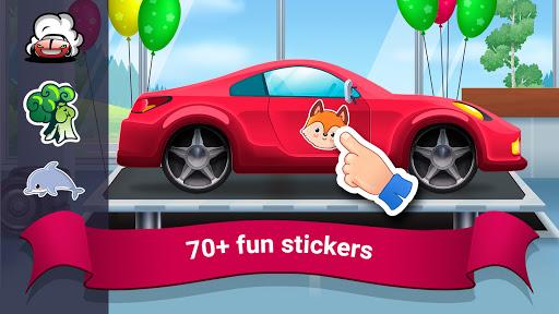 Kids Garage: Car Repair Games for Children 1.14 screenshots 6