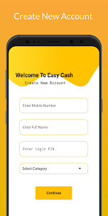 Easy Cash For Android 1