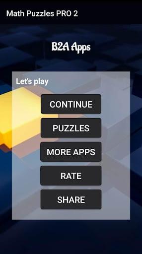 2021 new math puzzles screenshot 1