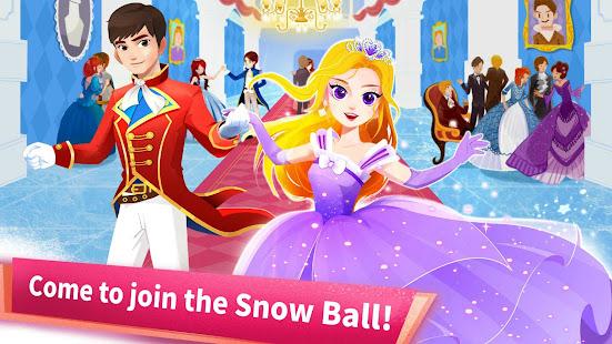 Little Panda: Princess Snow Ball screenshots 18