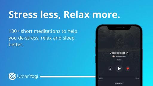 UrbanYogi - Meditate, Sleep & Relax android2mod screenshots 5