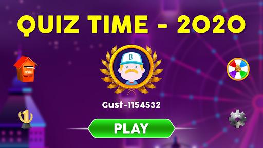 Quiz 2020 Question Games: Win Money Games  screenshots 2