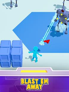 Heroes Inc! Apkfinish screenshots 11