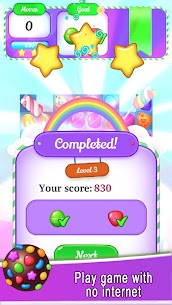 Candy Match New Hack for iOS and Android 3