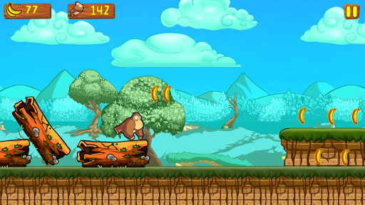 Banana King Kong - Super Jungle Adventure Run 3.1 screenshots 8