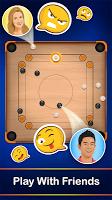 screenshot of Carrom Board Game