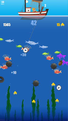 Harpoon FRVR - Spear Fishing Gone Wild 1.3.15 screenshots 1